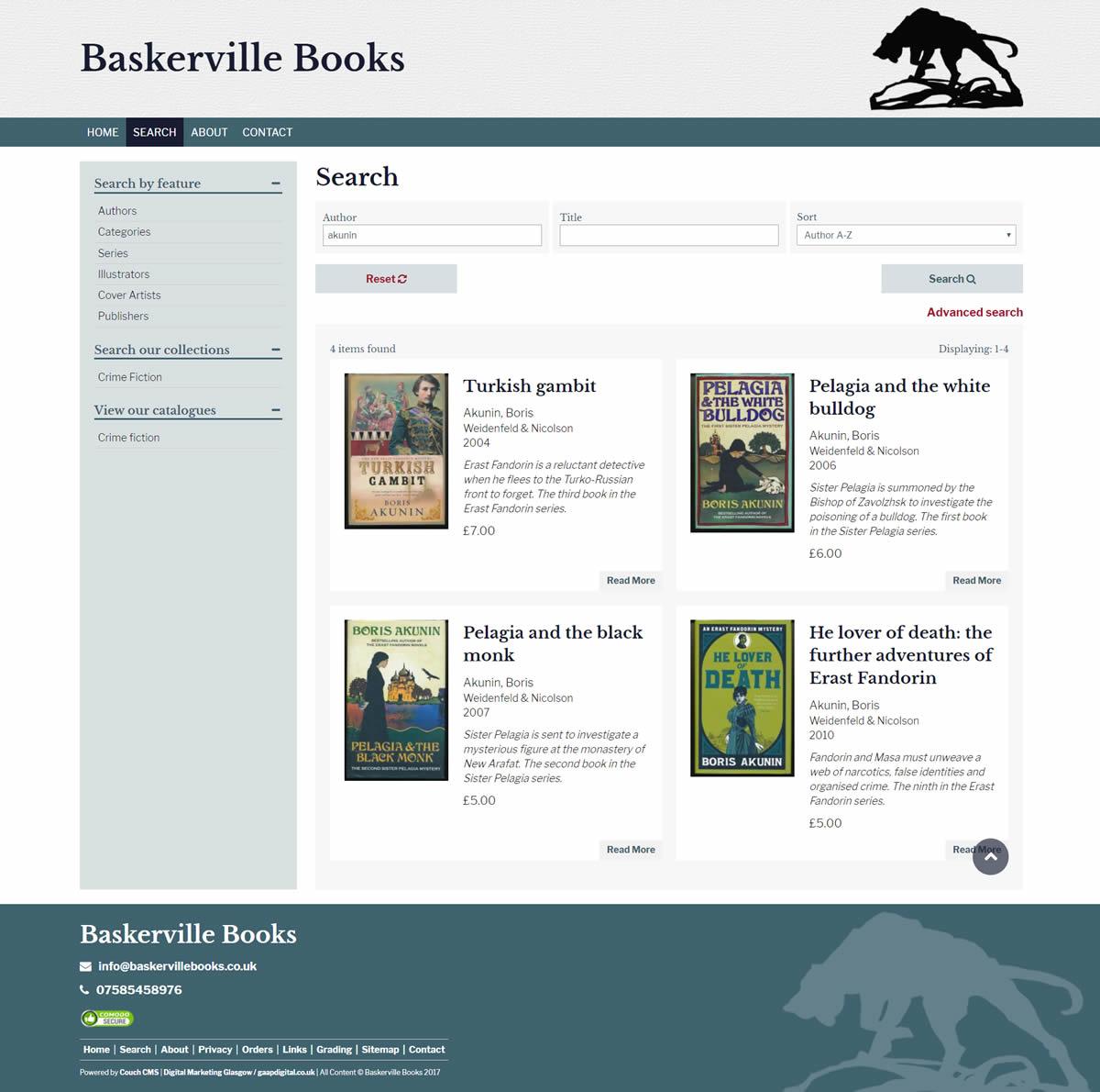 Baskerville Books