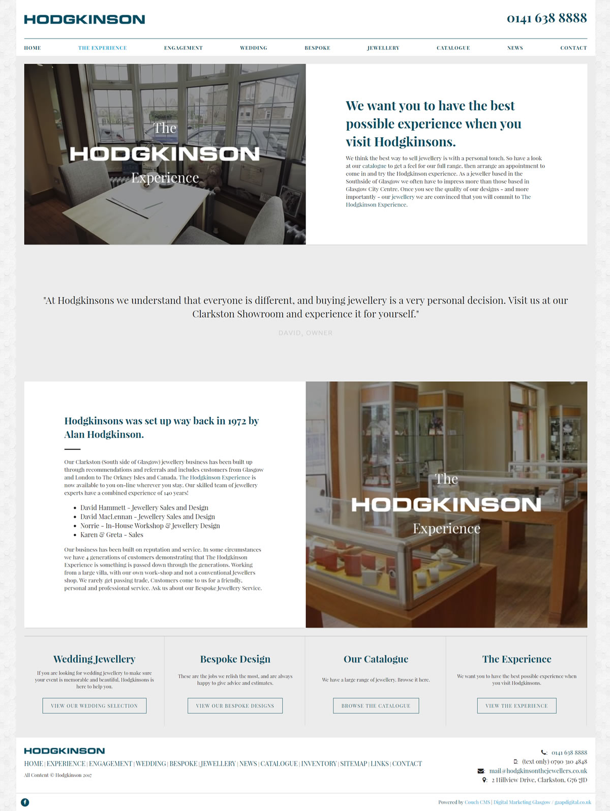 Hodgkinson Jewellers