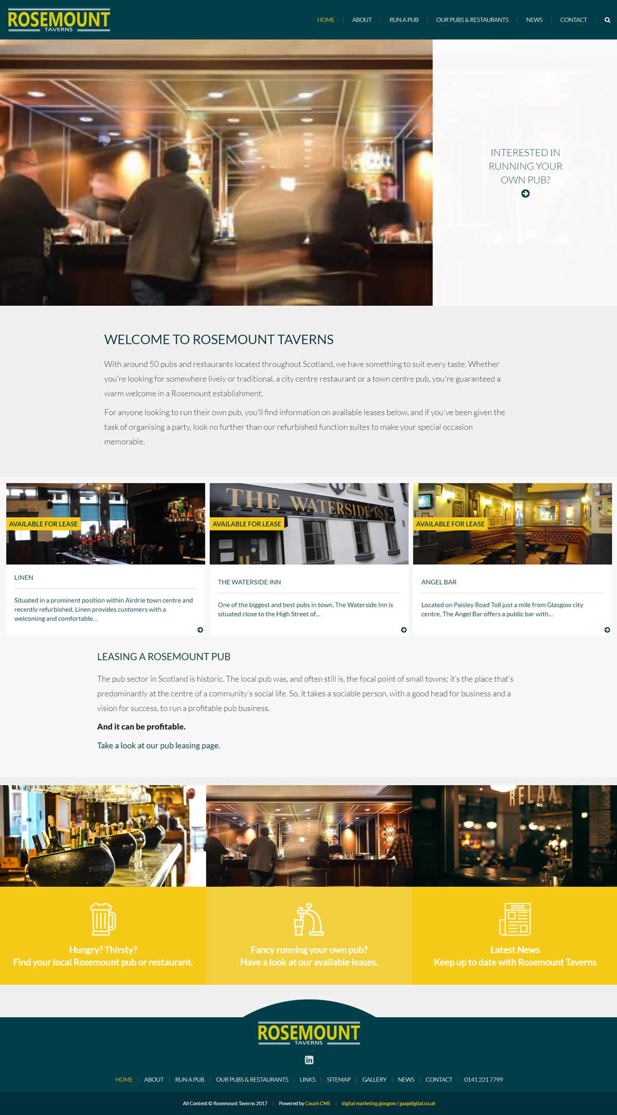 Rosemount Taverns